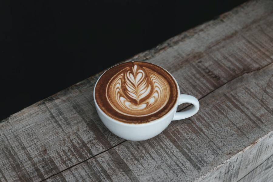 perfecte cappuccino