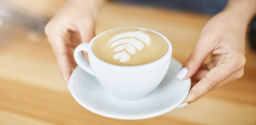 knappe cappuccino