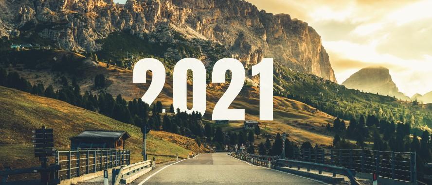 reizen in 2021